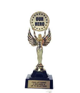 Our-Hero-Trophy-Recognize-Achievement-Custom-Desktop-Series-Free-Lettering