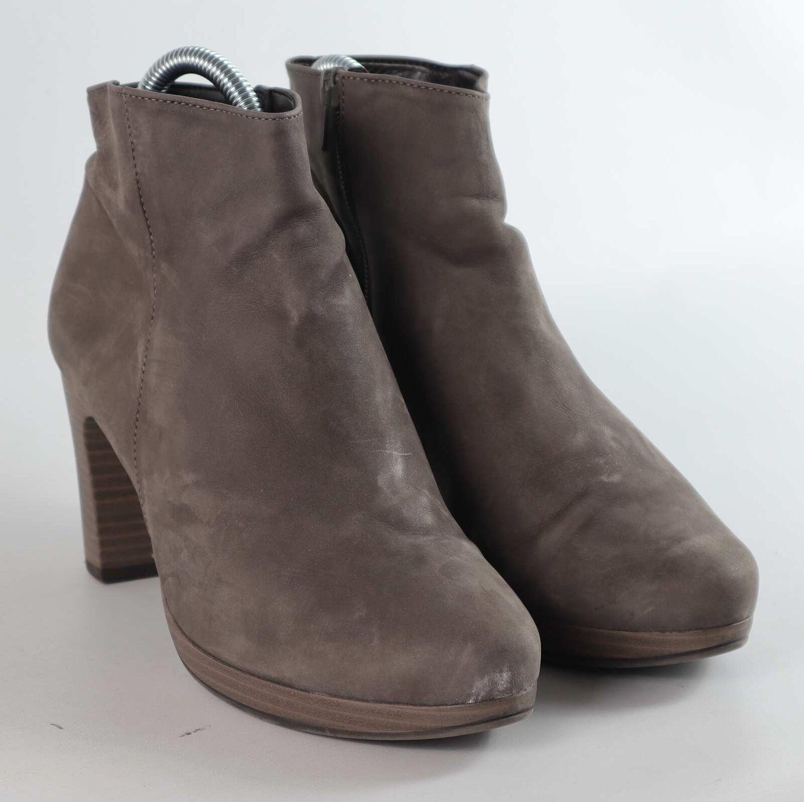 Gabor Gabor Gabor Mujer botas al Tobillo Uk Talla 5.5 gris  precioso