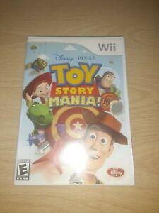 Wii Toy Story Maina