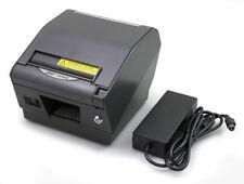 Tsp847iie3 Star Tsp800ii Receipt Printer With Power Supply New