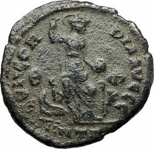THEODOSIUS-I-the-GREAT379AD-Authentic-Ancient-Roman-Coin-Constantinopolis-i75860
