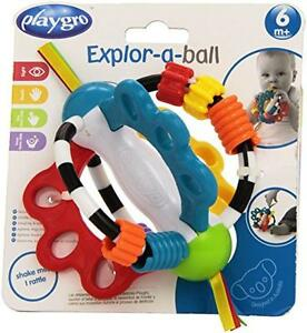 Playgro Explor-a-Ball Learning Toy for Baby, New, Free Shipping