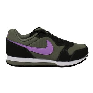 d67a9bb59a NIKE MD RUNNER 2 GS GREEN Sneakers Women's Shoes/Girl 807319 015 | eBay