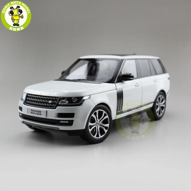 Welly 11006 Gt Autos Land Rover Range Rover Suv 1 18 Diecast Model