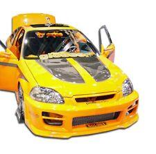 90-93 Honda Accord Duraflex R34 Front Bumper 1pc Body Kit 100935