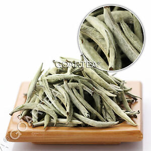 GOARTEA-Premium-Chinese-Organic-Bai-Hao-Yin-Zhen-Silver-Needle-Loose-White-Tea