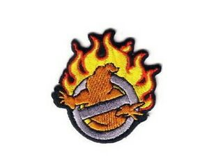 Ghostbusters-ecusson-brode-logo-flaming-Ghostbusters-no-ghost-logo-patch