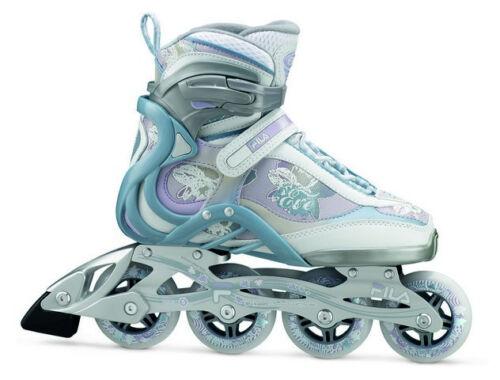 42,5 Fila EVE weiss lila Damen  Inliner Skate Inlineskate Freizeit  Gr SALE