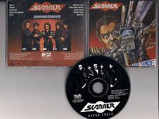 SCANNER - Hypertrace CD RARE HEAVY METAL JAPAN Reissue 1988 FIFTH ANGEL WARLORD