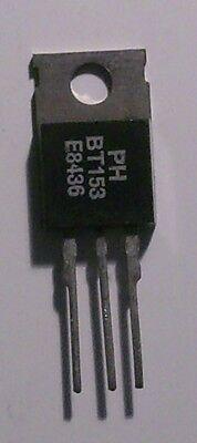 BT151-500R philips thyristor TO-220 500V 12A neuf