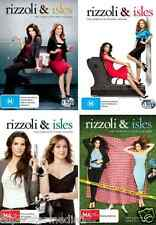 Rizzoli And Isles Series COMPLETE Season 1 2 3 4 : NEW DVD
