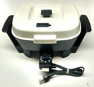 Black Amp Decker Skillet Replacement Parts For Model Sk500