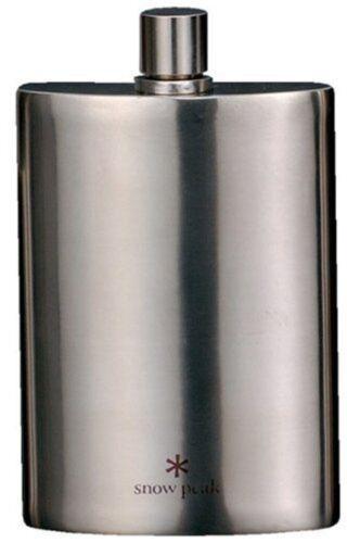 F//S Snowpeak Titane Skittles M 140 ml Eco Hip Flasque Camping Nouveau du Japon T012