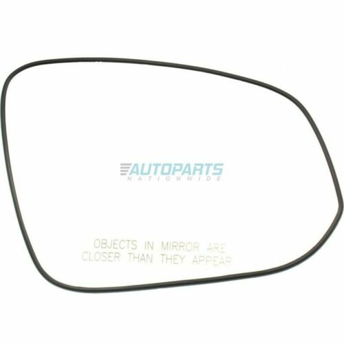 NEW RIGHT SIDE MIRROR GLASS HEATED W//O BSD FITS 2013-2018 TOYOTA RAV4 879310R080