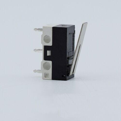 20x Ultra Mini Lever Actuator Microswitch SPDT Miniature Micro Switch 2A 125VAC