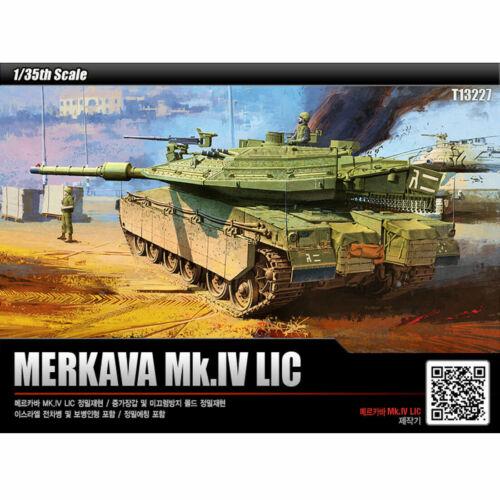 13227 ACADEMY 1//35 IDF MBT MERKAVA MK IV LIC ## Frühlingsangebot ##