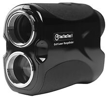 TecTecTec VPRO500 Golf Rangefinder - Laser Range Finder with Flagseeker