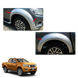 Fender Flares Wheel Double Cab 4x2 4 Doors For Nissan NP300