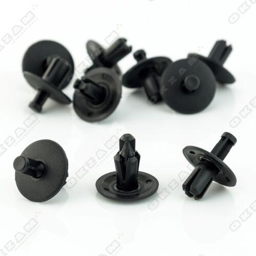 nuevo * 10x fijación clip fijación clips paréntesis soporte universal