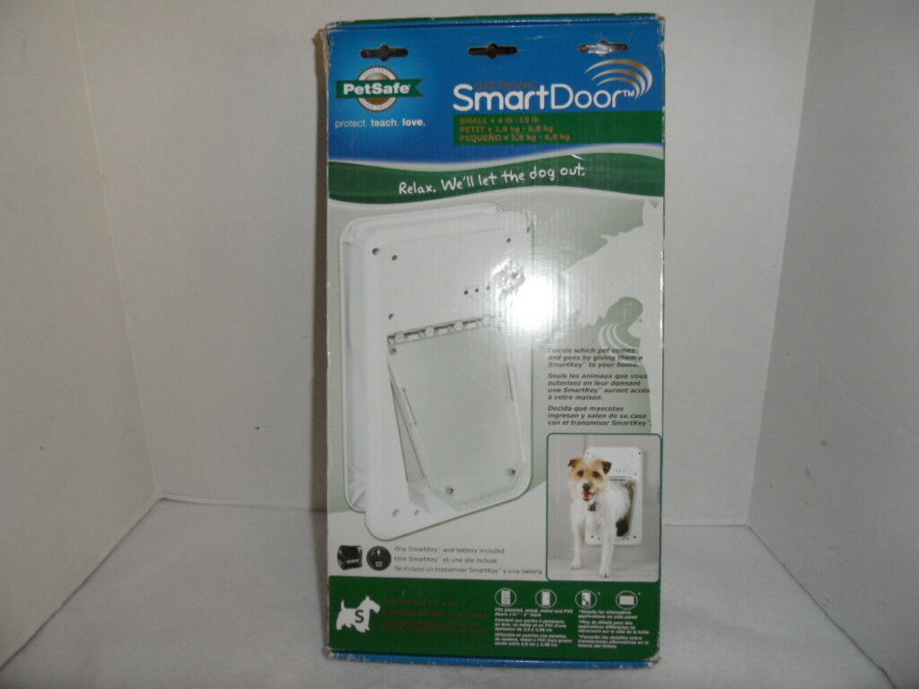 PetSafe Electronic SmartDoor Small PPA11-10711 NEW