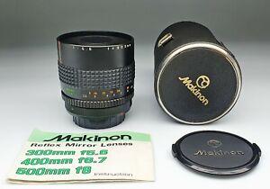 MAKINON-MC-REFLEX-300-5-6-per-Canon-FD