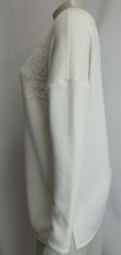 0 Xp Rose Pull Pull St Bright Small 2 John Nouveau Top Embellishment White Oqz4fCwx
