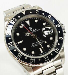 Eine der ersten Rolex GMT Master  - Ref 16700 - L Serie
