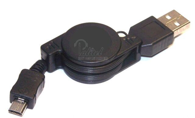 USB- Ladekabel aufrollbar für MusicMan X4 Grenade Soundstation