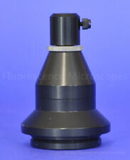 Collimating Adapter For Liquid Light Guide Halide Fluorescence Microscrosope