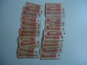 old paper money 1961 USSR Russian 10 rubles banknotes 100 pcs bandle