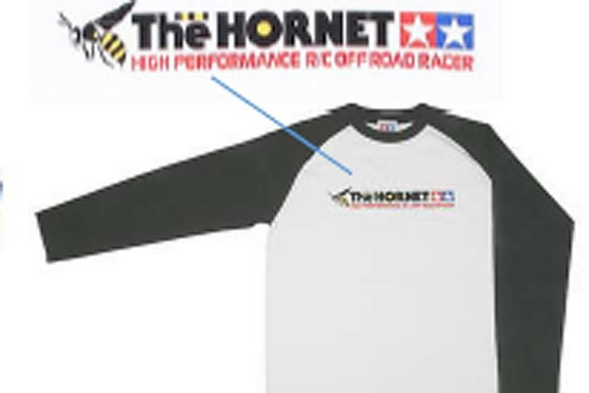 Tamiya Long Sleeve T-shirt (Hornet) L