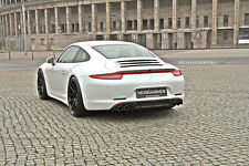 MOSHAMMER Porsche 911 991 Carrera Targa 4 4S S GTS Heckspoiler Trunk Spoiler