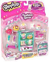 Shopkins Season 3 Fashion Spree Pack Cool N' Casual Girls Toy Pink Fun Doll Game