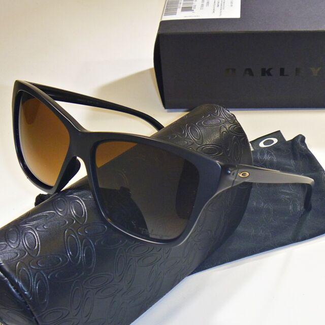 f5f162fb00 Oakley Hold On Polarized Sunglasses - Matte Black Frame   Brown Gradient  Lens