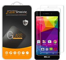 2x Supershieldz Tempered Glass Screen Protector Saver For BLU Life XL