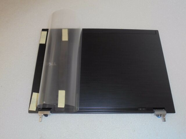 Dell Latitude E6400 LCD Rear Back W//Hinges//Antenna Top Lid Cover WT197 R309G