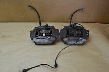 2006 W211 MERCEDES BENZ E350 FRONT RIGHT & AND LEFT BRAKE CALIPER PAIR