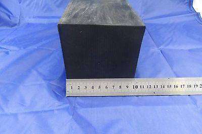 SOLID RUBBER BLOCK 5MM X 50MM X 250MM E P D M RUBBER  PACKING 65 HARD OZ MADE