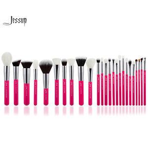 25Pcs-Complete-Makeup-Brush-Set-Cheek-Powder-Stipping-Eye-Brow-Cosmetic-Tool-Kit