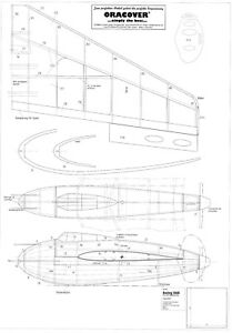Boeing 306b Flying Wing Plans-afficher Le Titre D'origine Apparence Attractive