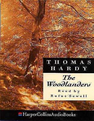 Thomas Hardy - The Woodlanders audio book FREE P&P