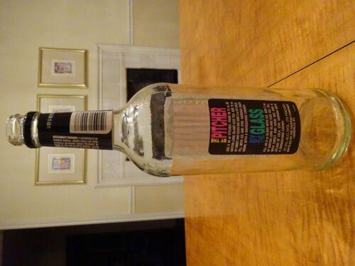 Barton Long Island Iced Tea Bottles with Caps Lot of 12 Empty 1 Liter 1000 ML