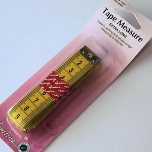 Hemline H256 Tape Measure: 300cm Extra Long