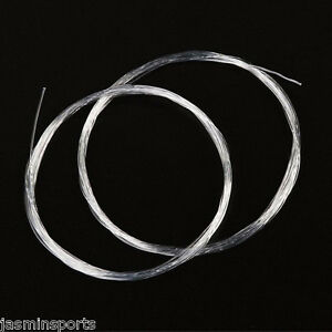 10pcs-Fly-Fishing-Nylon-Tapered-Leader-9FT-1-2-3-4-5X-Clear-Leader-Line-amp-Loop