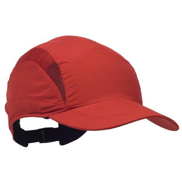 10 x Scott HC23 HC23 HC23 première base de 3 classique sécurité bump cap rouge e214cc
