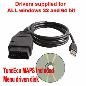 Details about Fits Triumph Motorbike Diagnostic Cable + Tune ECU CD lead  Motorbike Bike Tuning