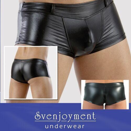 Svenj.Wetlook Comfort Retro Basic Master Hipster Pants eng geil in S bis XXL