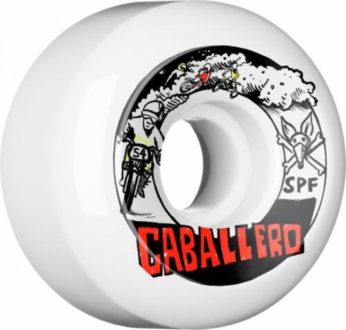 Skate Park Formula 54mm SPF Steve Caballero Skateboard Wheels BONES