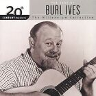 20th Century Masters - The Millennium Collection: The Best of Burl Ives by Burl Ives (CD, Sep-2001, MCA)