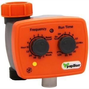 Papillon-93182-Programmatore-Temporizzatore-Irrigazione-Analogico-Centralina